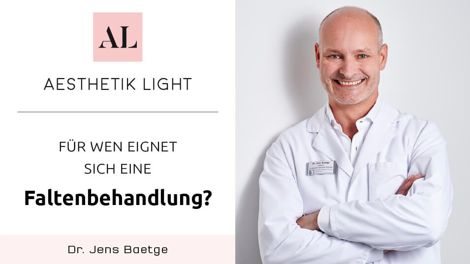 Faltenunterspritzung Video Thumbnail Nürnberger Klinik - Aesthetik Light